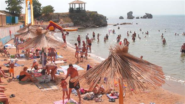 Дикий пляж фото отдыхающих 62634 фотография